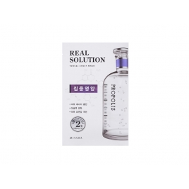 Real Solution Tencel Sheet Mask PROPOLIS (Vitalizing)
