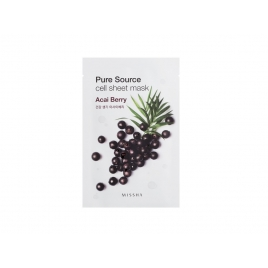 Pure Source Cell Sheet Mask (Jagoda Acai)