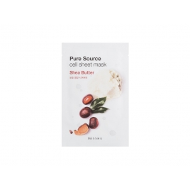 Pure Source Cell Sheet Mask (Masło Shea)