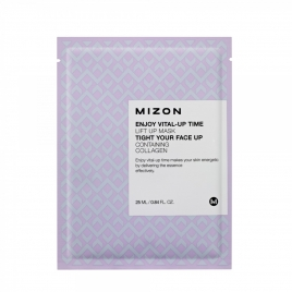 Maska z KOLAGENEM, liftingująca - Enjoy Vital-Up Time Lift Up Mask with Collagen