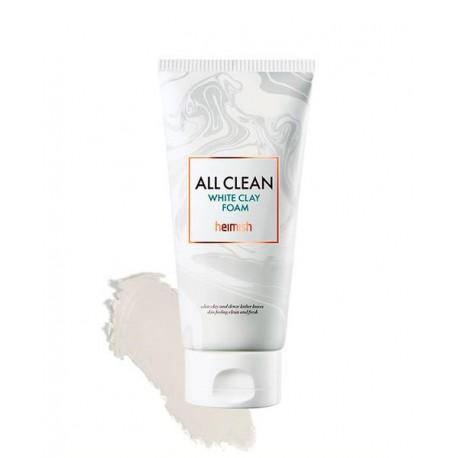 All Clean White Clay Foam