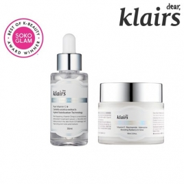 ZESTAW Klairs Freshly Juiced Vitamin (Serum + Mask)