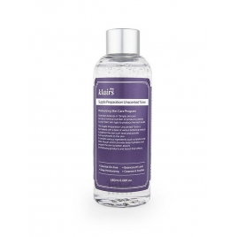 Supple Preparation Uncented Facial Toner