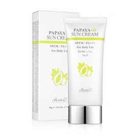 Papaya-D Sun Cream SPF38 / PA+++