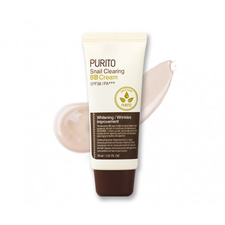 Snail Clearing BB Cream 21