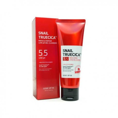 Snail Truecica Miracle Repair Low ph Gel Cleanser