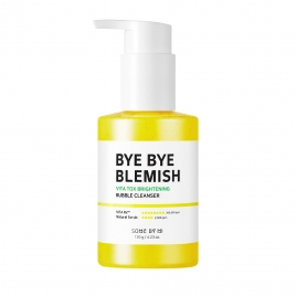 Bye Bye Blemish Vita Tox Brightening Bubble Cleanser