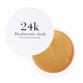 Gold Hydrogel Eye Patch Hyaluronic Acid