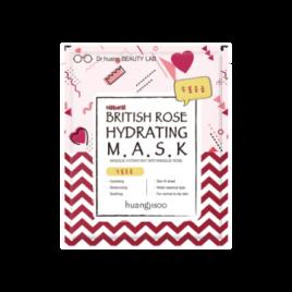 British Rose Hydrating Sheet Mask