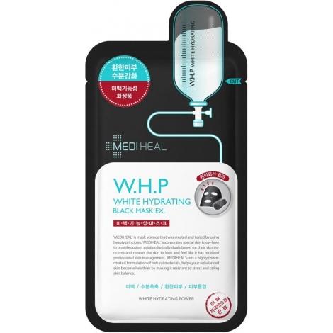 W.H.P White Hydrating Black Mask EX. - Czarna maska nawilżająco-wybielająca