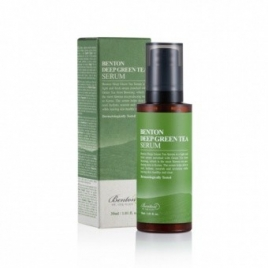 Serum do twarzy z zieloną herbatą Deep Green Tea Serum