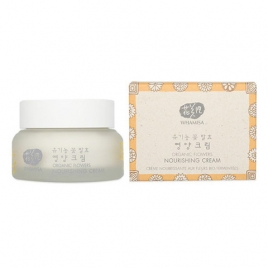 Odżywczy krem Organic Flowers Nourishing Cream 51ml