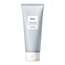 CLEANSING FOAM : DEEP CLEAN, DEEP MOIST