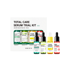 Total Care Serum Trial Kit 4w1