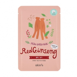 Fresh Garden Mask Red Ginseng