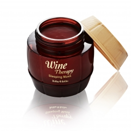 Holika Holika Wine Therapy Sleeping Mask(Red Wine) 120 ml