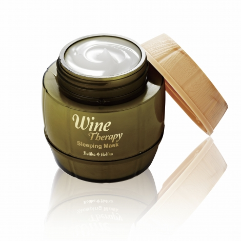 Holika Holika Wine Therapy Sleeping Mask(White Wine) 120 ml
