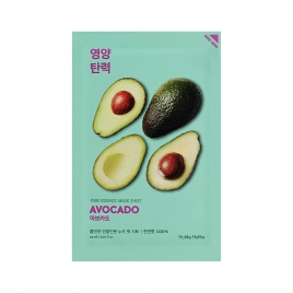 Holika Holika Pure Essence Mask Sheet - Avocado 23 ml