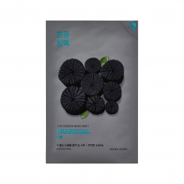 Holika Holika Pure Essence Mask Sheet - Charcoal 23 ml