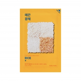 Holika Holika Pure Essence Mask Sheet - Rice 23 ml