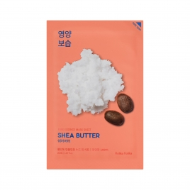 Holika Holika Pure Essence Mask Sheet - Shea Butter 23 ml