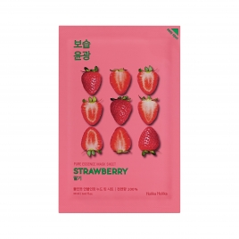 Holika Holika Pure Essence Mask Sheet - Strawberry 23 ml