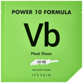 Power 10 Formula Mask Sheet VB Maska w płachcie
