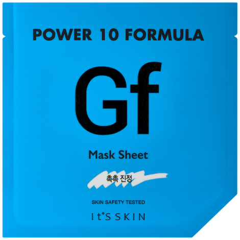 Power 10 Formula Mask Sheet GF Maska w płachcie