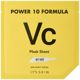 Power 10 Formula Mask Sheet VC Maska w płachcie