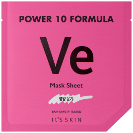 Power 10 Formula Mask Sheet VE Maska w płachcie