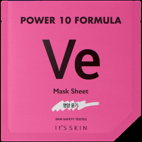 Power 10 Formula Mask Sheet VE Maska w płachcie