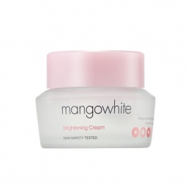 MangoWhite Brightening Cream krem do twarzy