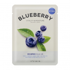 The Fresh Mask Sheet Blueberry Maska w płachcie