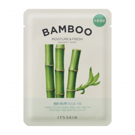 The Fresh Mask Sheet Bamboo Maska w płachcie