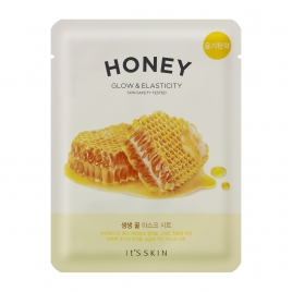 The Fresh Mask Sheet Honey Maska w płachcie