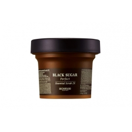 BLACK SUGAR PERFECT ESSENTIAL SCRUB 2X peeling do twarzy