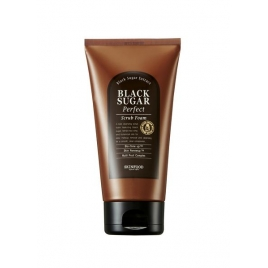 BLACK SUGAR PERFECT SCRUB FOAM pianka do mycia twarzy