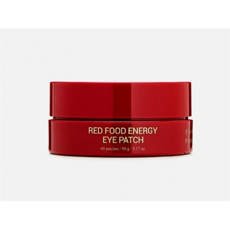 RED FOOD ENERGY EYE PATCH 60 szt.