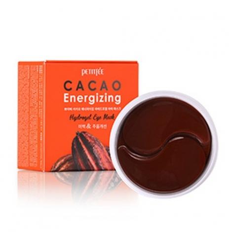 Cacao Energizing Hydrogel Eye Mask