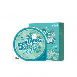 YADAH Soothing Jelly Pack, Łagodząca maska w płachcie