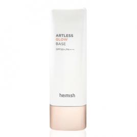 HEIMISH Artless Glow Base Baza pod makijaż z filtrem przeciwsłonecznym 40 ml