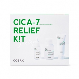 COSRX CICA-7 Relief Kit 3 step