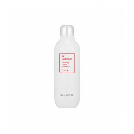 COSRX AC Collection Calming Liquid Intensive 125ml - Tonik do cery tłustej-trądzikowej