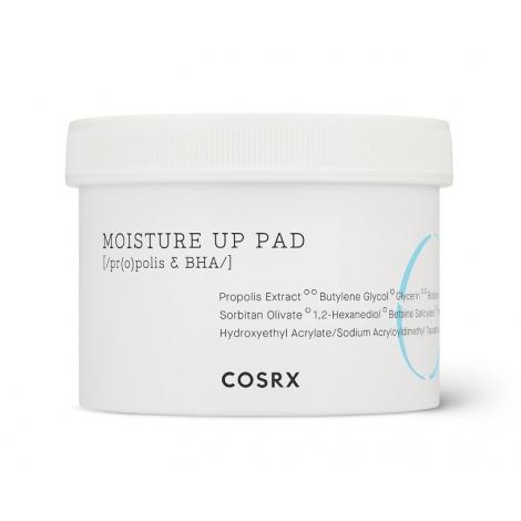 COSRX ONE STEP MOISTURE UP PAD - Wielofunkcyjne, jednorazowe płatki do twarzy - 135 ml /70 sztuk