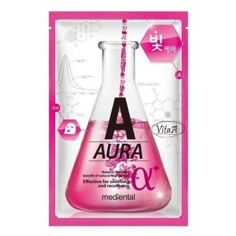 MEDIHEAL Aura Alpha Sheet Mask 23ml
