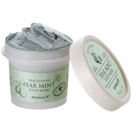 Pear Mint Food Mask Maska do twarzy 120 g
