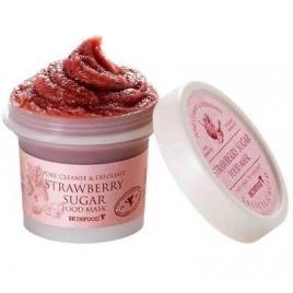 Strawberry Sugar Food Mask Maska do twarzy 120 g