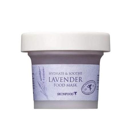 Lavender Food Mask Maska do twarzy 120 g