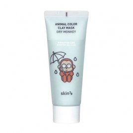 Animal Color Clay Mask Dry Monkey