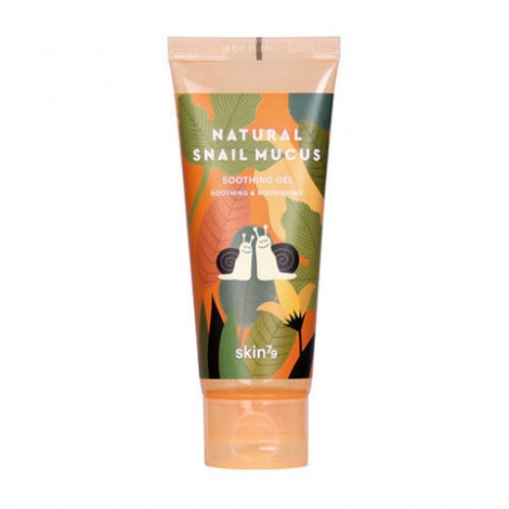 Natural Snail Mucus Soothing Gel